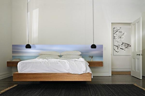 papier peint chambre bleu horizon izoa