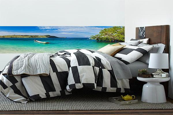 Papier peint chambre ile de beaut izoa for Chambre youtubeuse beaute