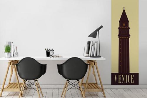 Poster Deco Venise