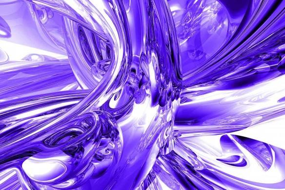 Platine violet