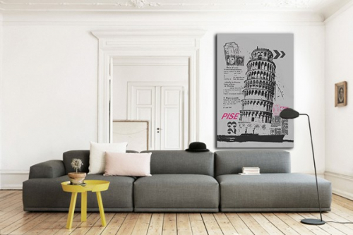 Tableau moderne Torre di Pisa
