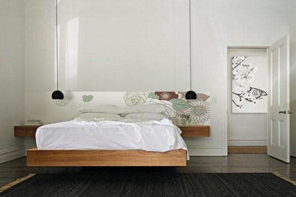 frise murale florabellio izoa. Black Bedroom Furniture Sets. Home Design Ideas