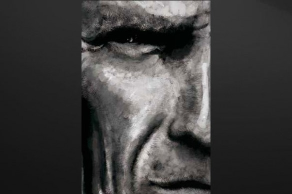 clint eastwood by Vain