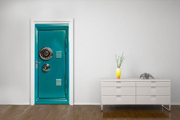 poster de porte coffre izoa. Black Bedroom Furniture Sets. Home Design Ideas