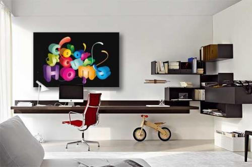 Toile déco moderne Color Your Home