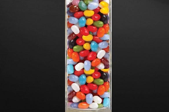 decoration porte Bonbons multi couleurs