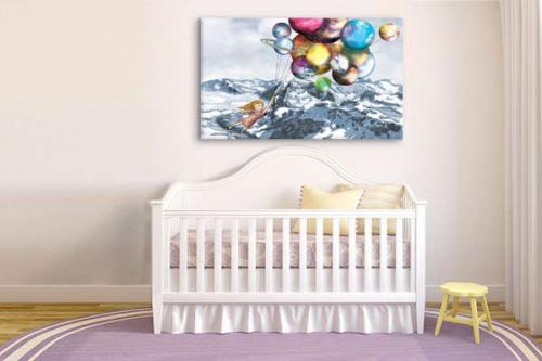 Tableau enfant tableaux d co enfant d coration murale Tableau pour chambre d enfant