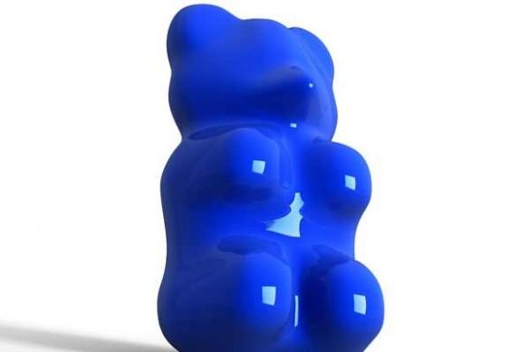 Tableau photo design bonbon