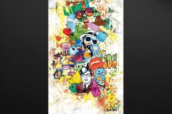 Méli Melo pour une déco murale original