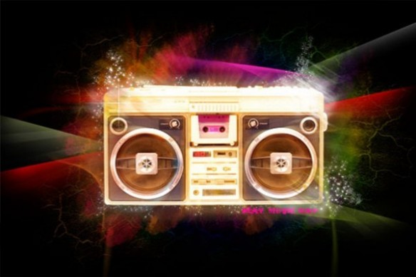 tableau radio design  K7