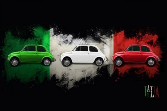 fiat 500 Viva Italia
