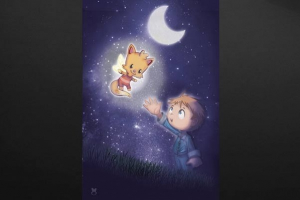 poster deco mural Beaux rêves