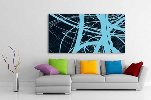 tableau contemporain xxl brouillon izoa. Black Bedroom Furniture Sets. Home Design Ideas