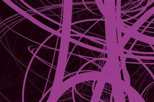 toile XXL  design Brouillon