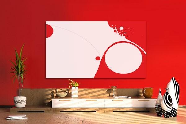 Tableau original circlecircle by yann wallaert izoa - Tableaux originaux design ...