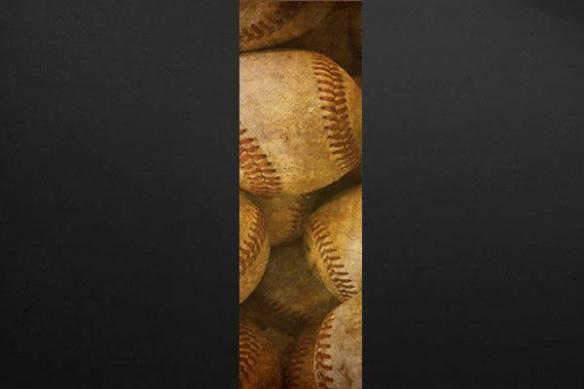 Papier peint photo Baseball