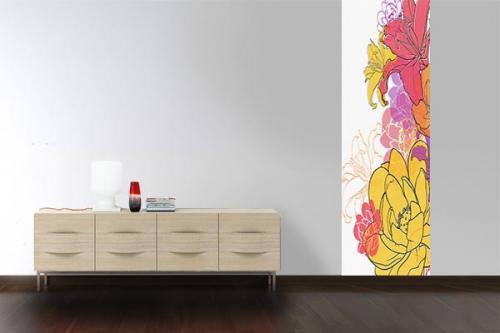 Papier peint original Bouquet de Fleurs