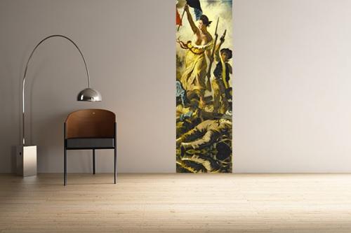 Papier peint entr e izoa Deco murale entree
