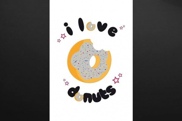 tableau donut