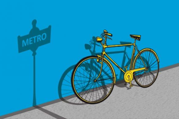 Tableau metro vélo dodo