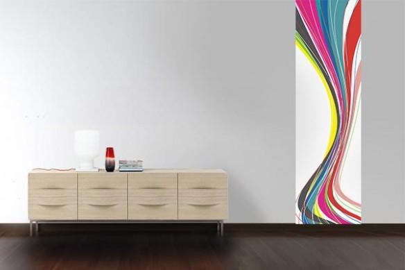 Papier peint salon Twiggy