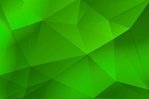 izoa Abstrait Abstraction vert