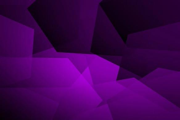 chambre Tableau déco abtsrait Caracao violet