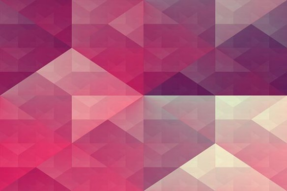 Tableau design abstrait Cinétique