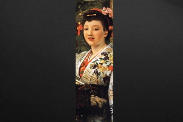 Papier peint design Geiko