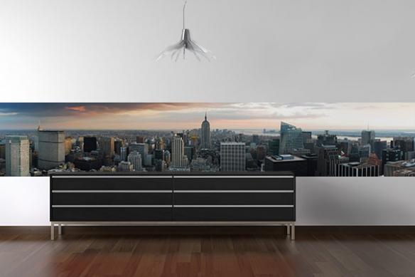 Papier peint New York Skycape