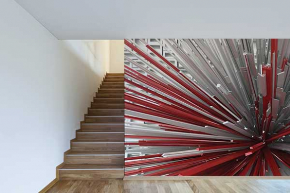 Papier peint design In Motion