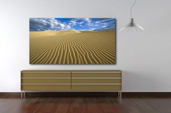Tableau déco Desert de Gobi