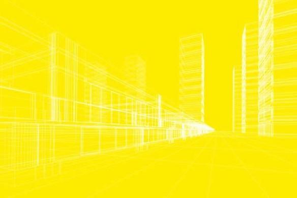 Architecture  tableau batiment