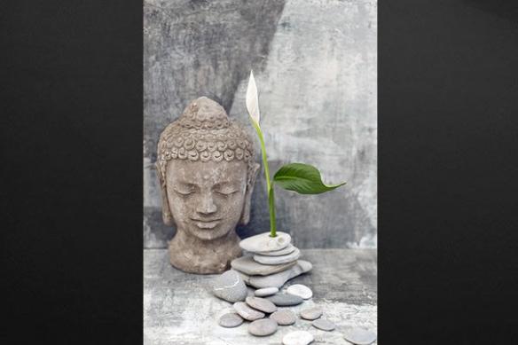 statue Bouddha zen