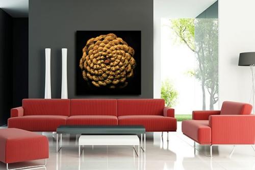 Tableau décoration Fruit du Pin