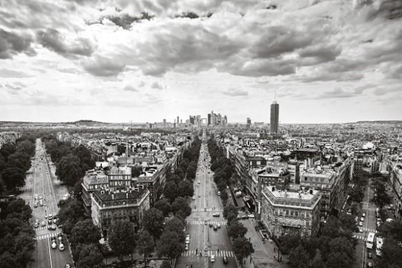 Boulevard parisien