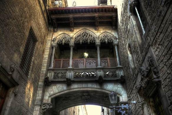 Barcelone quartier gothique