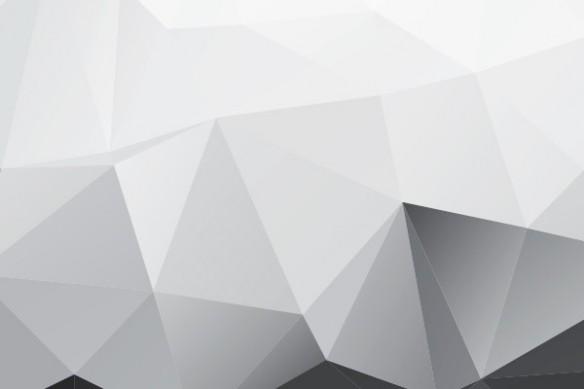 Tableau grand format abstrait  relief gris