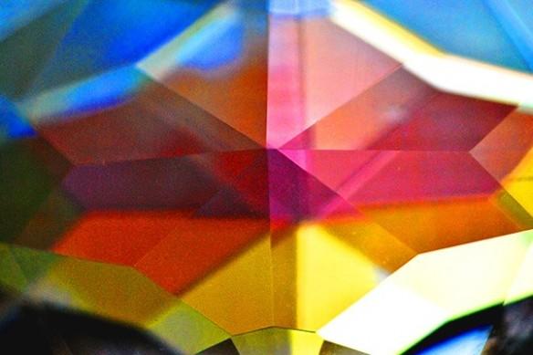 Diamant deco tableau original
