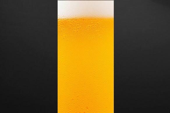 Sticker porte bière