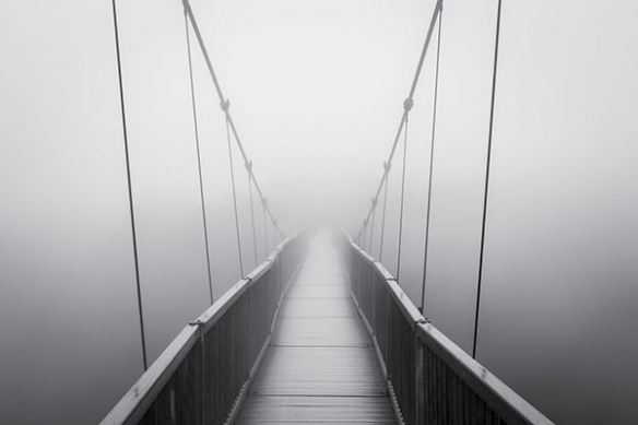 Toile zen pont Suspendu