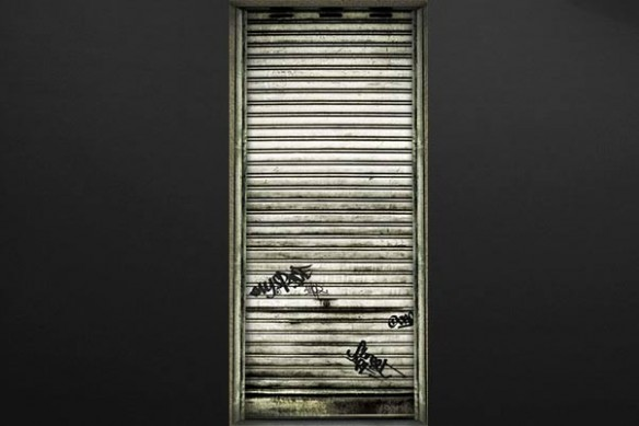 sticher porte design rideau de fer