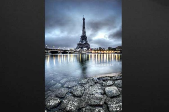 Quai de Seine paris