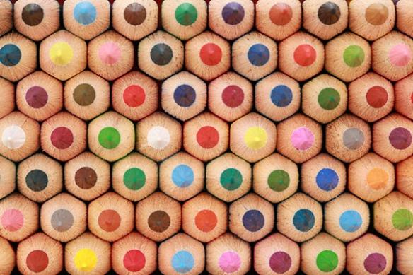 crayons bois couleur écolier
