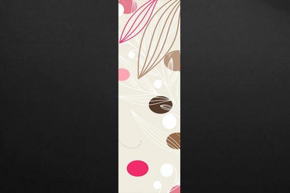 Papier peint déco Gardenia
