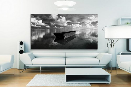 Tableau design Embarcation