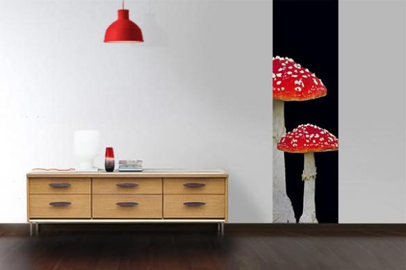 Papier peint original Mushroom