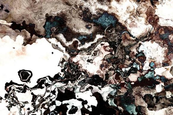 Tableau decoration Abstrait Gaya