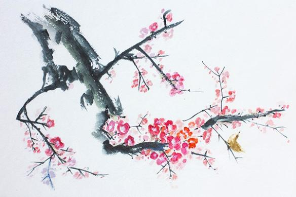 Tableau décoration murale zen Bonzaï