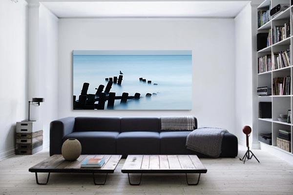 d coration murale mouette izoa. Black Bedroom Furniture Sets. Home Design Ideas